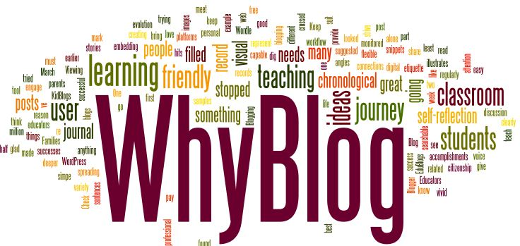 Can Blogging lift your website above the mundane?