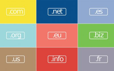 Generic Top Level Domains: Their meaning.