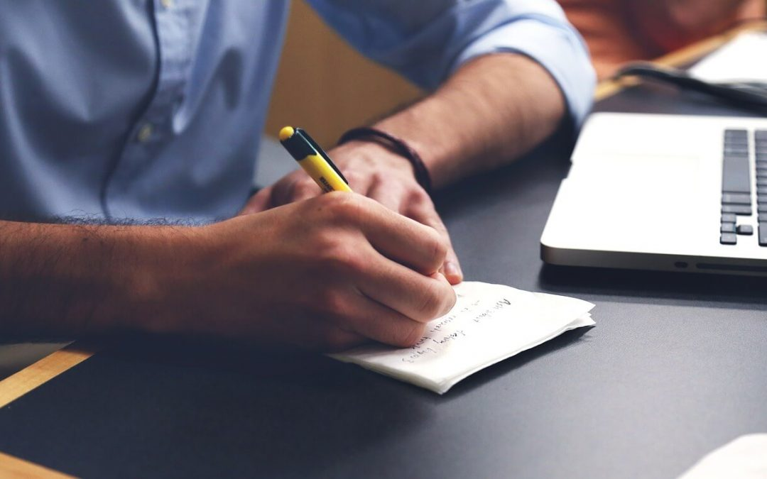 How to write blog posts: