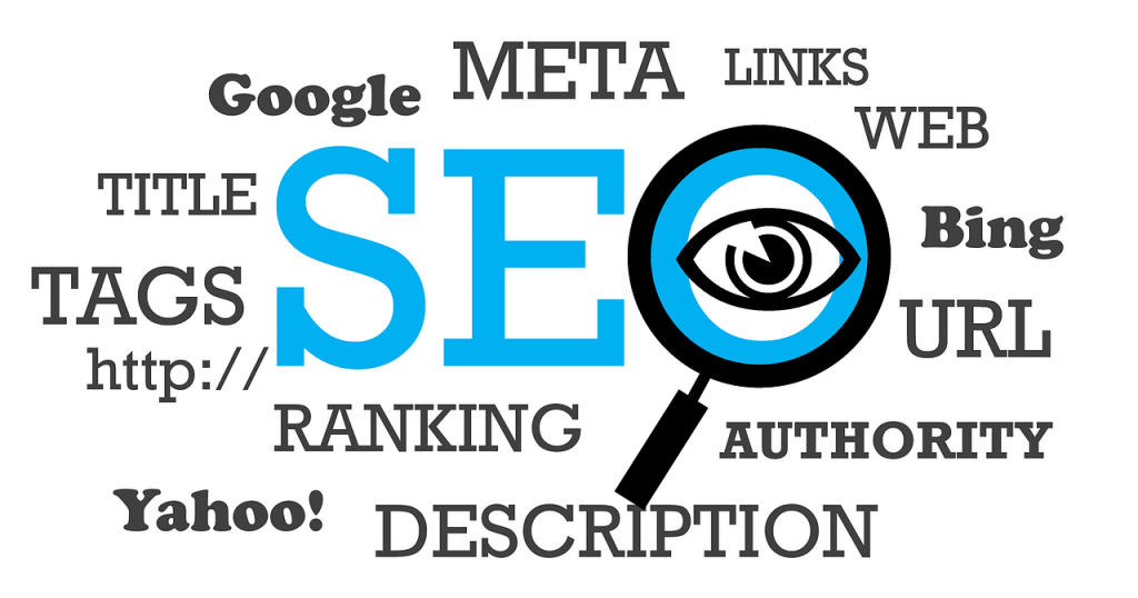 2) SEO Strategy for your Business website: